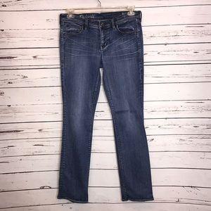 "Madewell ""Rail Straight"" Women's jeans"